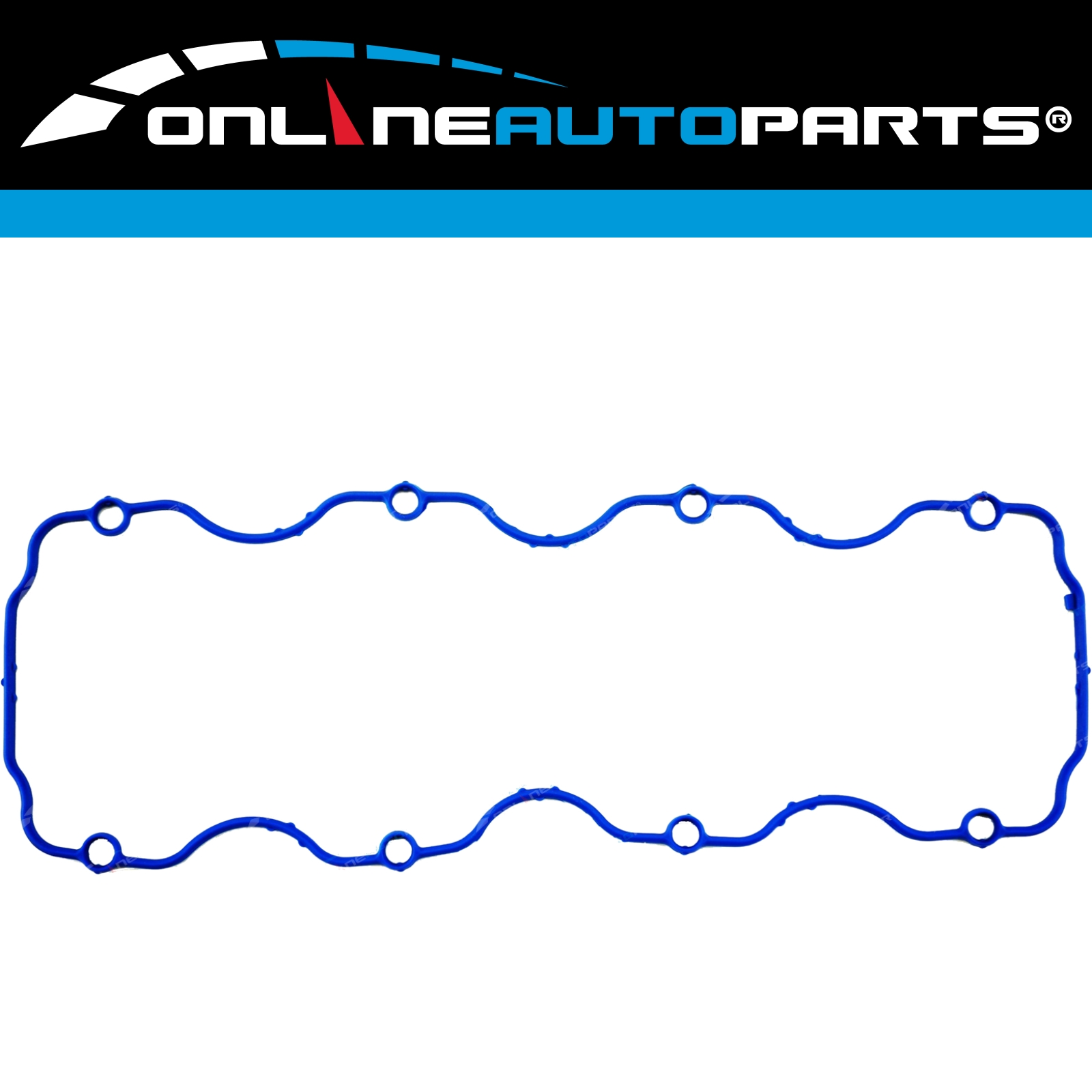 Tappet Rocker Valve Cover Gasket suits Daewoo Lanos 4cyl A15SMS 1.5L 1997~2003