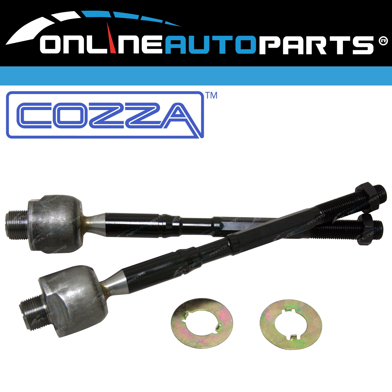 2-Inner-Steering-Rack-End-Joints-suits-Toyota-Prado-120-125-Series-2002-2009