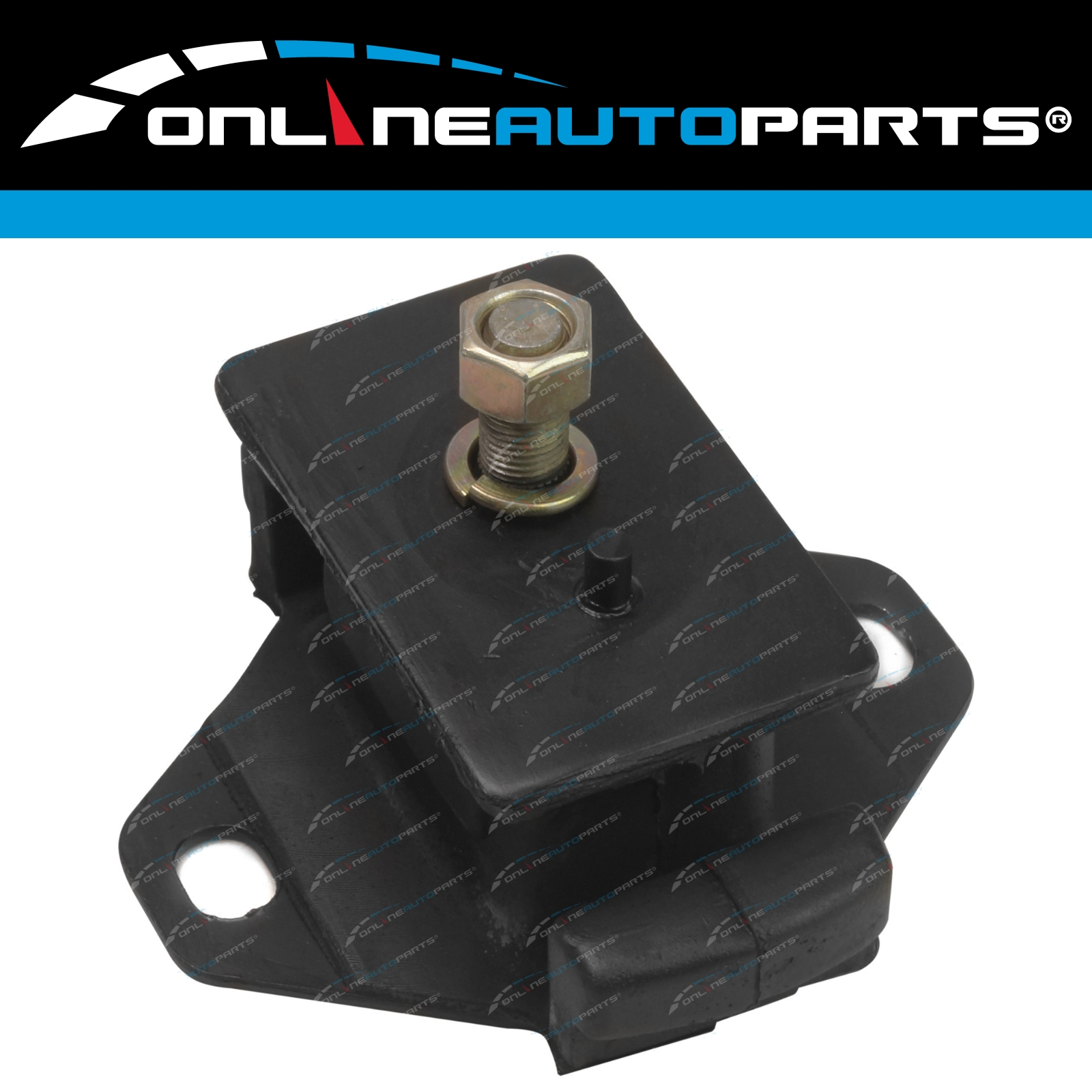 Front Engine Mount suits Navara D21 86-96 4cyl Z20 2.0L Z24 2.4L Petrol Ute