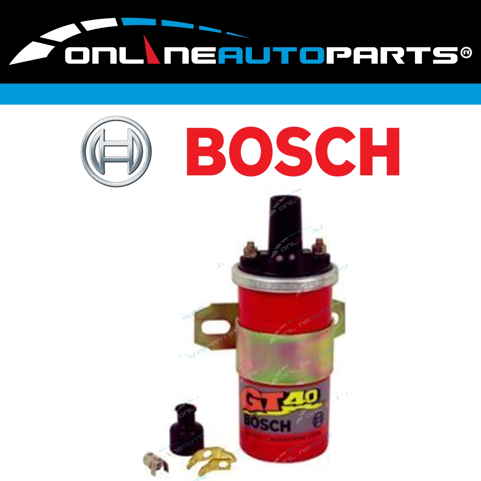 Genuine-Bosch-SU12-Super-Sports-Ignition-Coil-gt-early-Ignitions-without-Resistor