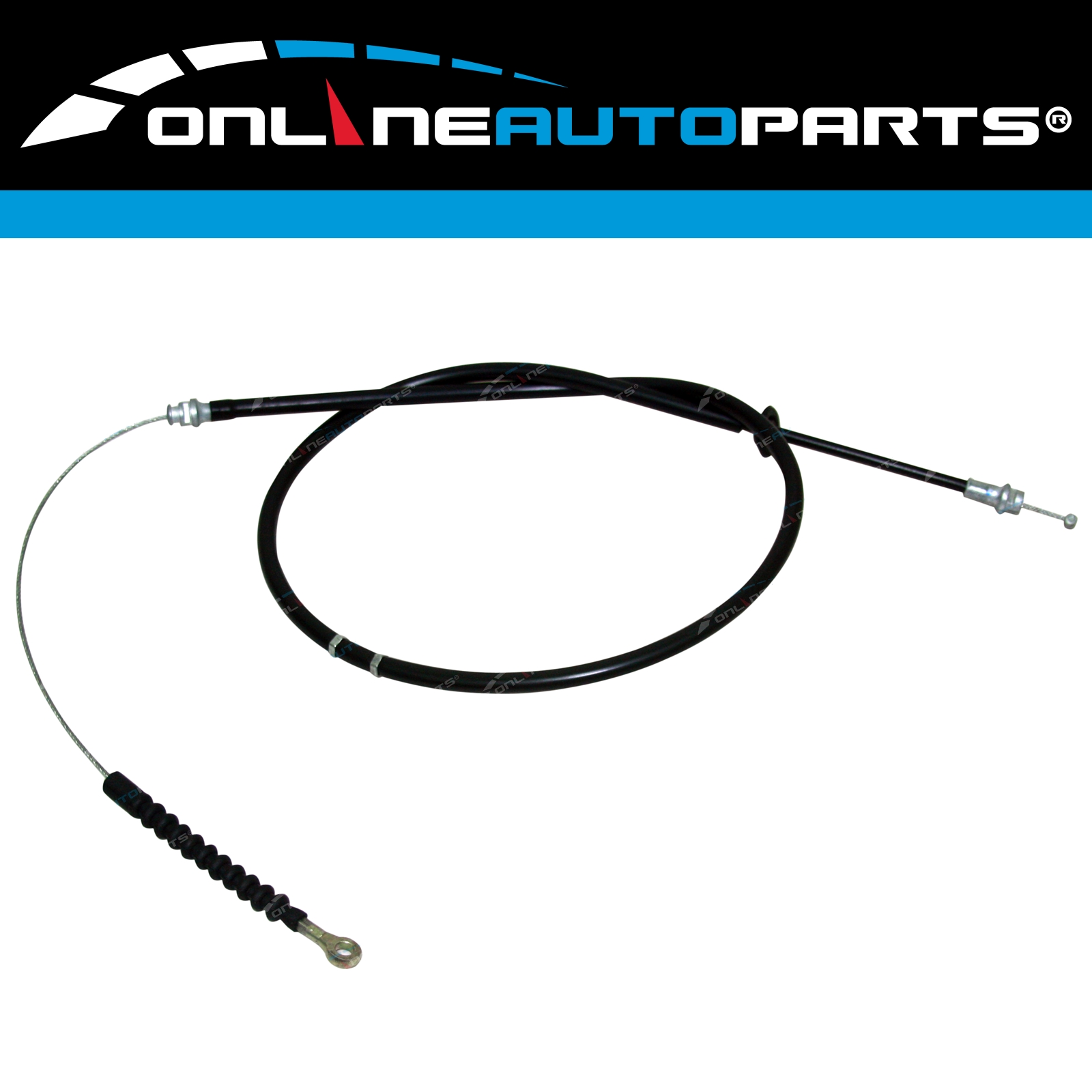 Front Park Brake Cable Assembly suits Toyota Hilux LN167