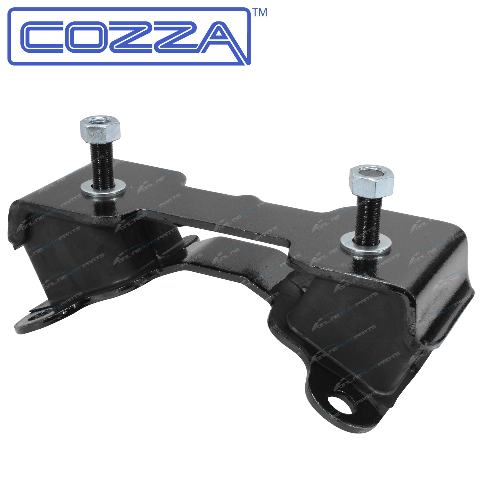 Details about Rear Transmission Gearbox Mount suits Landcruiser 11/84-on 2H  60 Series Engine