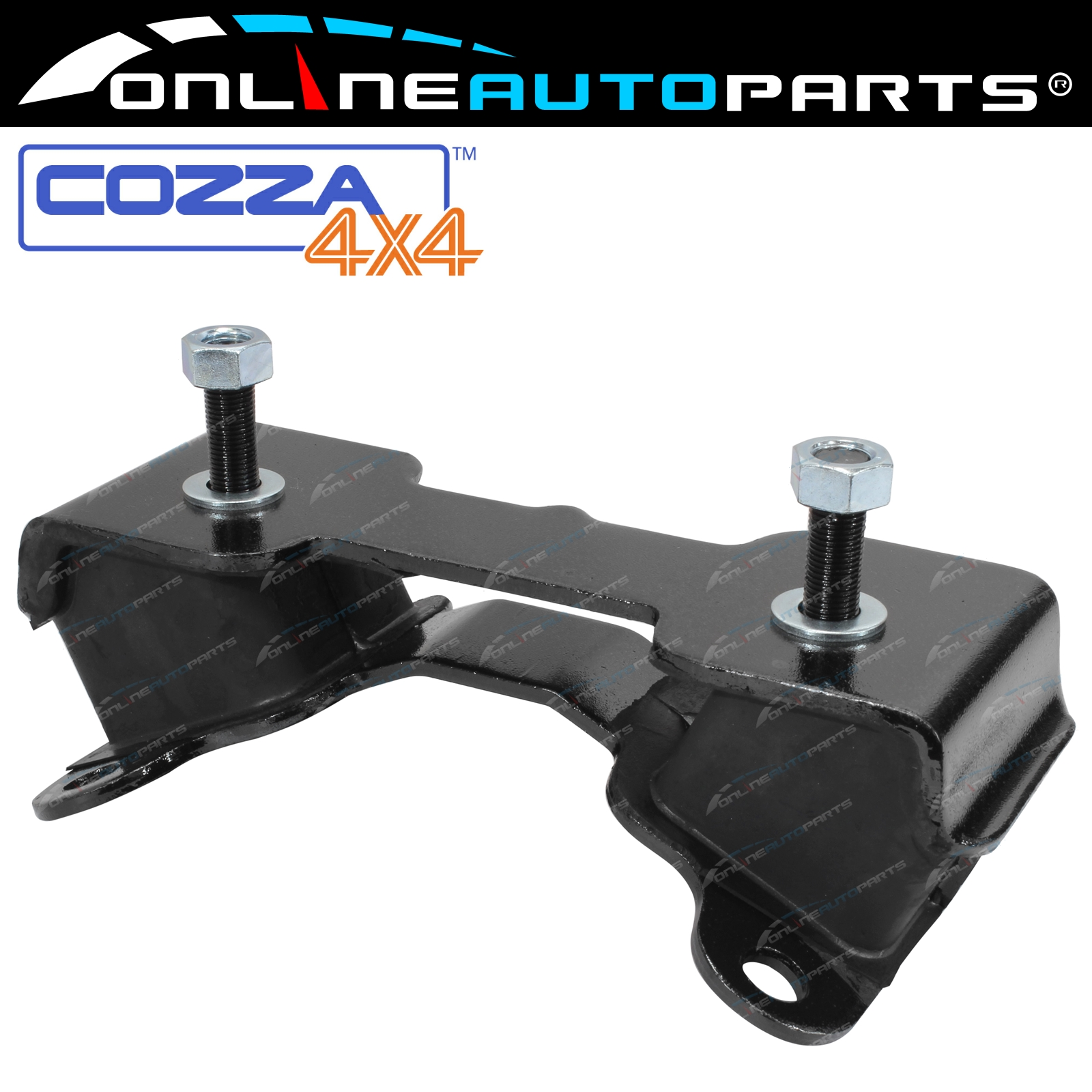 Rear Transmission Gearbox Mount suits Landcruiser 11//84-on 2H 60 Series Engine