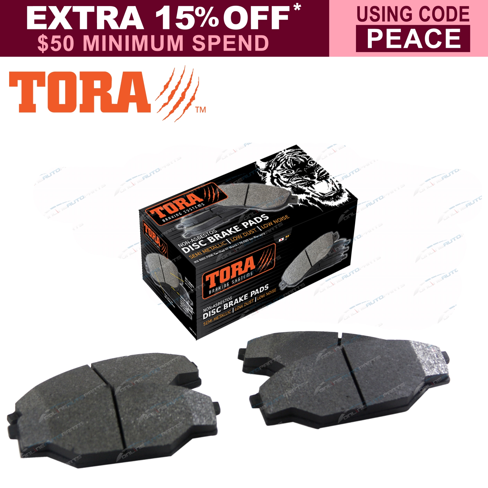 Front Disc Brake Pads Suits Toyota Hilux Ln147 Rn85 Rzn149 1988 2005 How Does The Circuit Breaker Work Part 1 Youtube Rwd 2x4 Ute