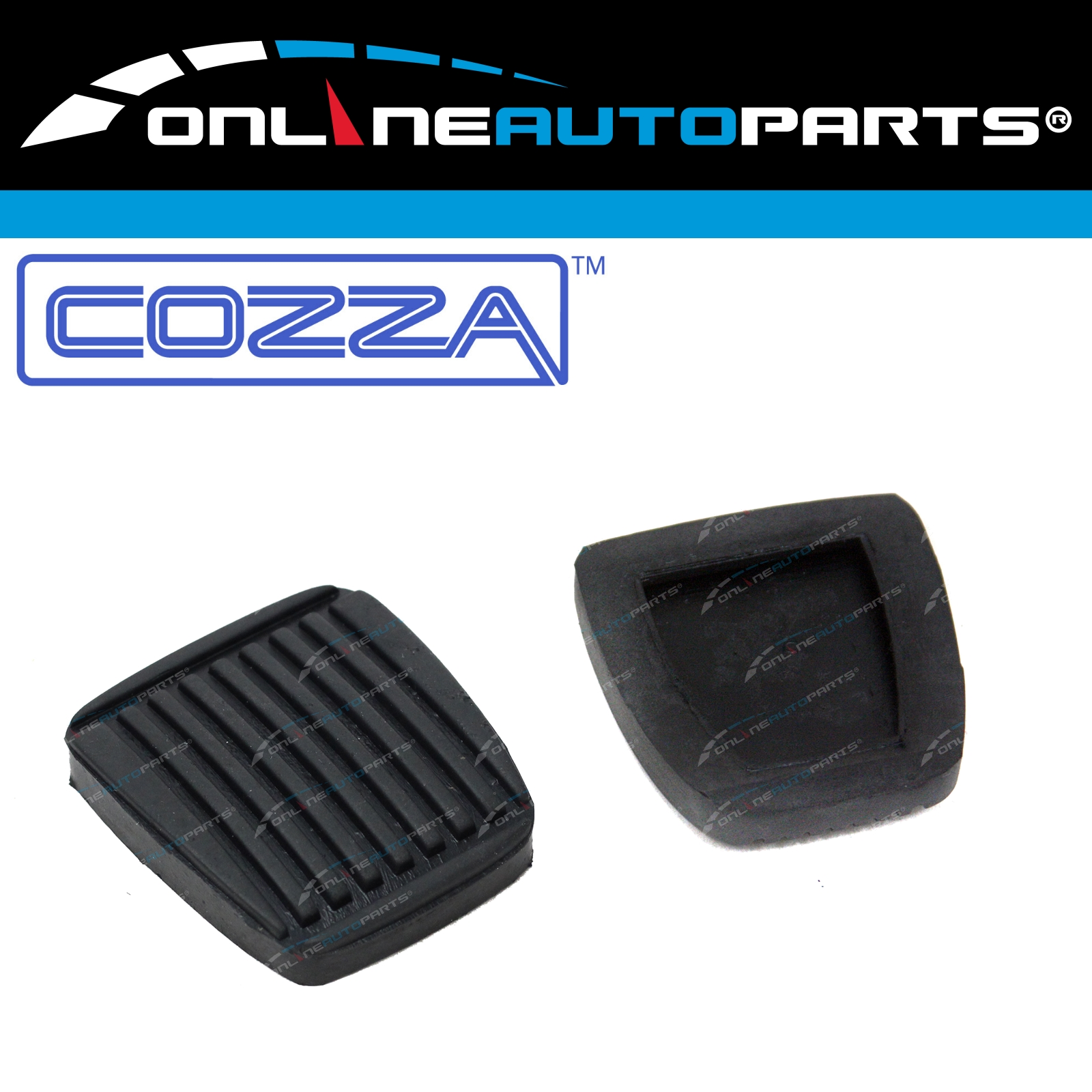 Brake or clutch pedal rubber 31321-14020A to suit Toyota Landcruiser 75 78 79#