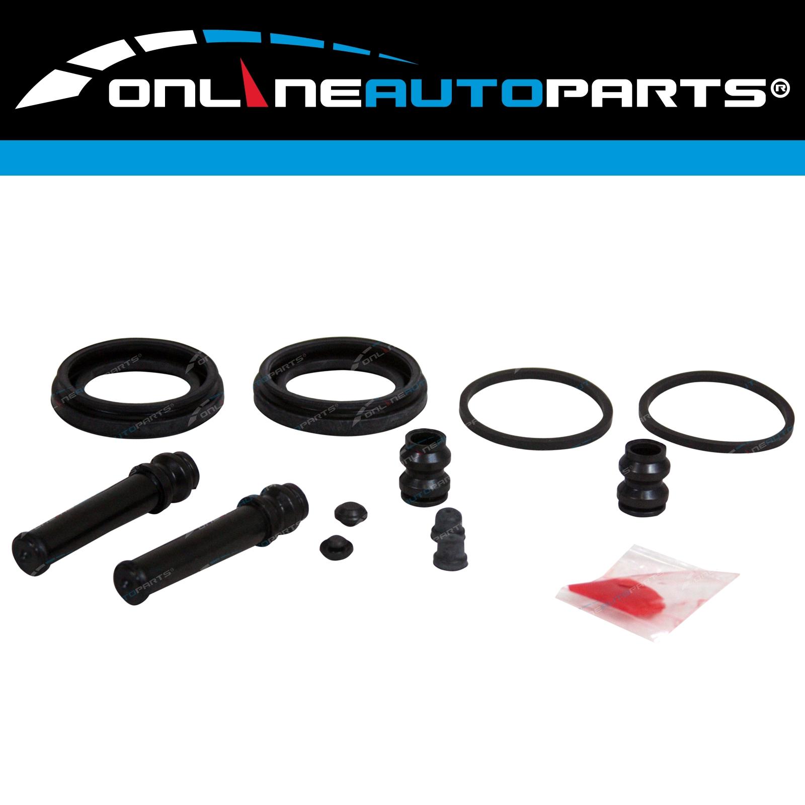 Rear Disc Brake Caliper Rubber Piston Kit suits Toyota HZJ80 HDJ80 80 Series