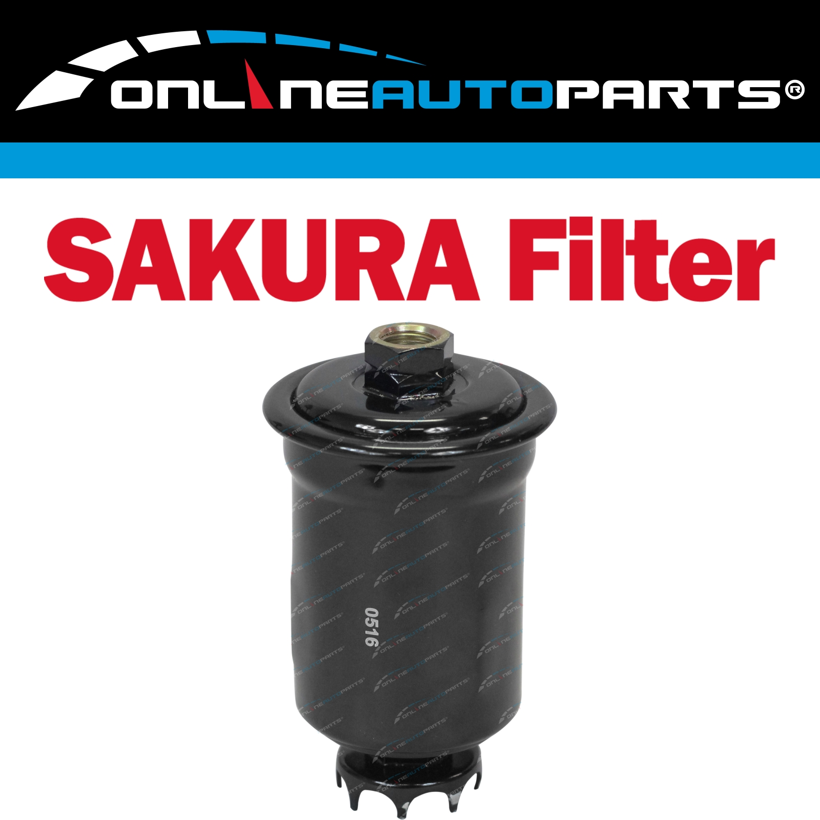 Fuel Filter for Holden Apollo 2.0L 1989-1993 WZ316 Z316