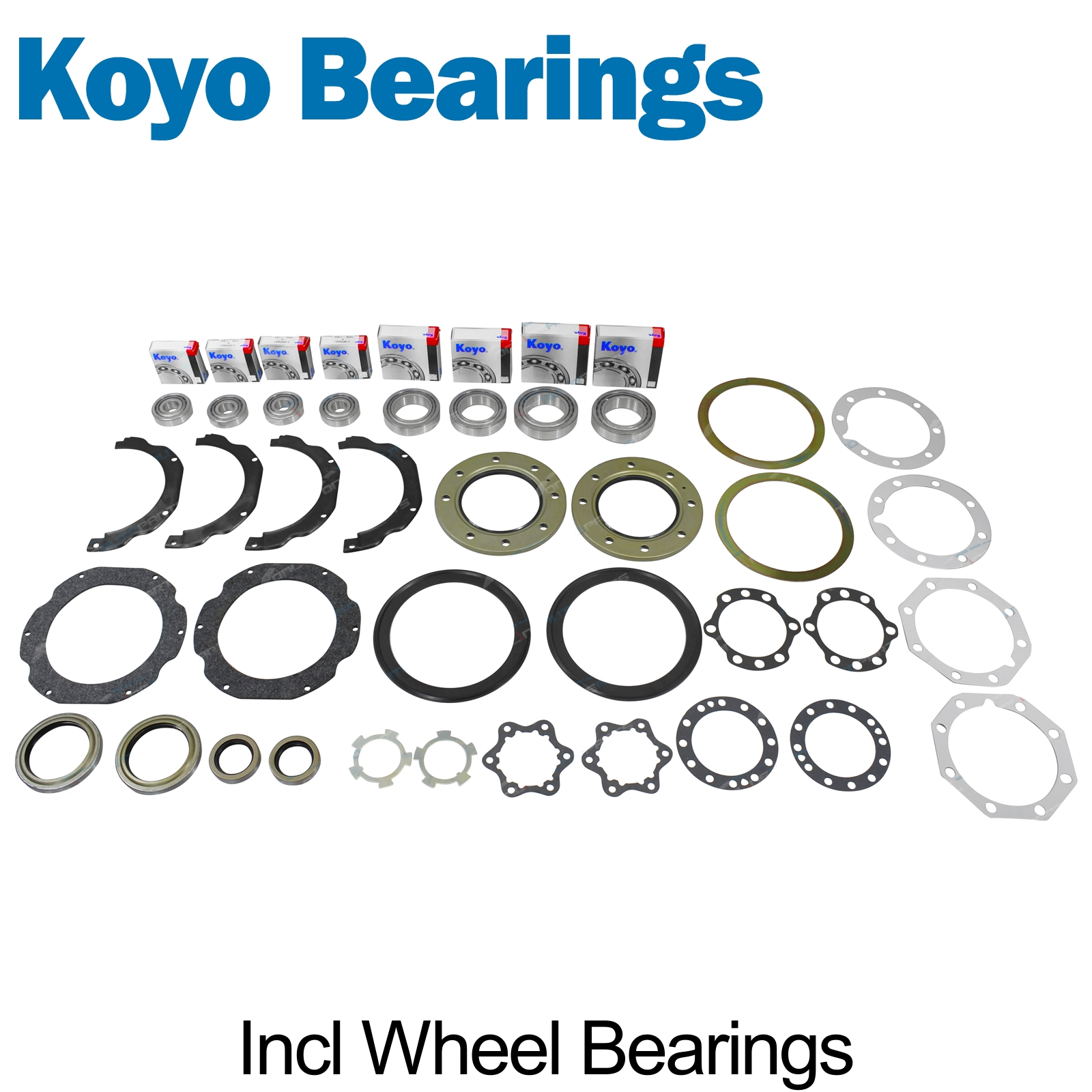 Incredible Details About Landcruiser 80 Series Swivel Hub Wheel Bearing Hub Seal Knuckle Kit Suits Toyota Pabps2019 Chair Design Images Pabps2019Com