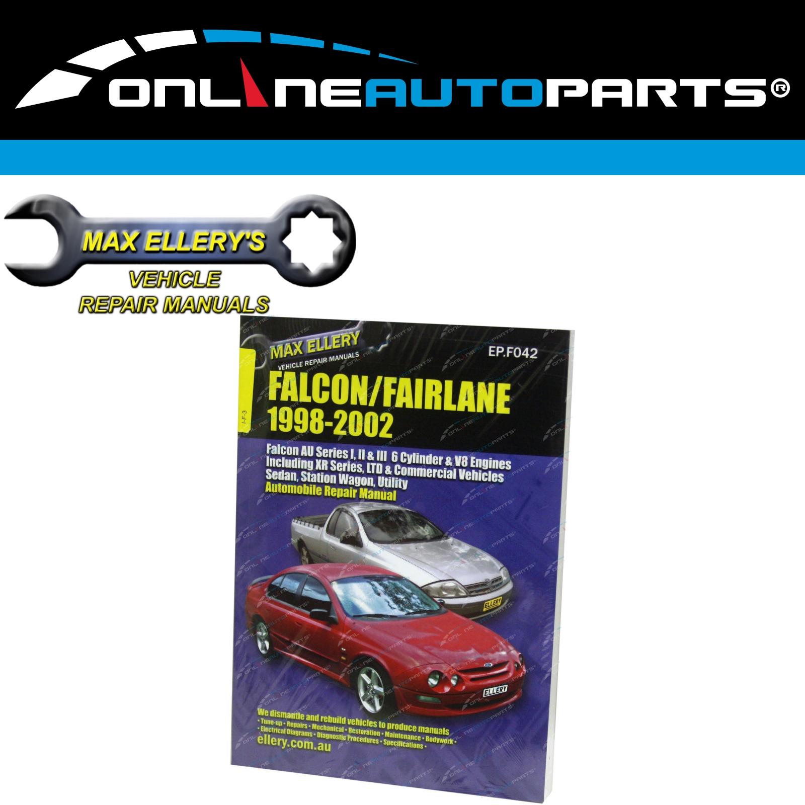 mechanics repair manuals