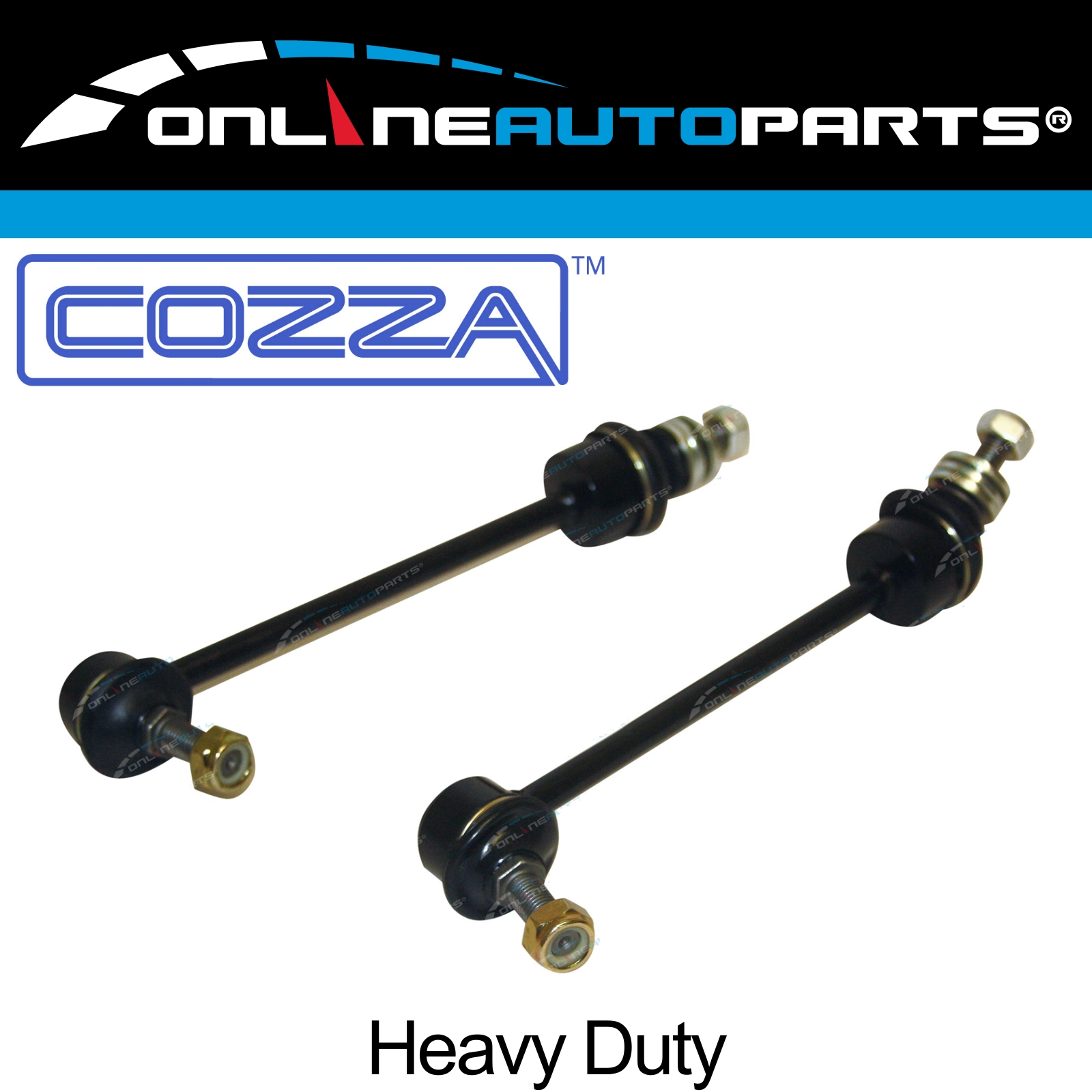 *OEM Quality Sway Bar Link Set FR For Holden Commodore Vx Series 1 5.7l Gen3 Ls1