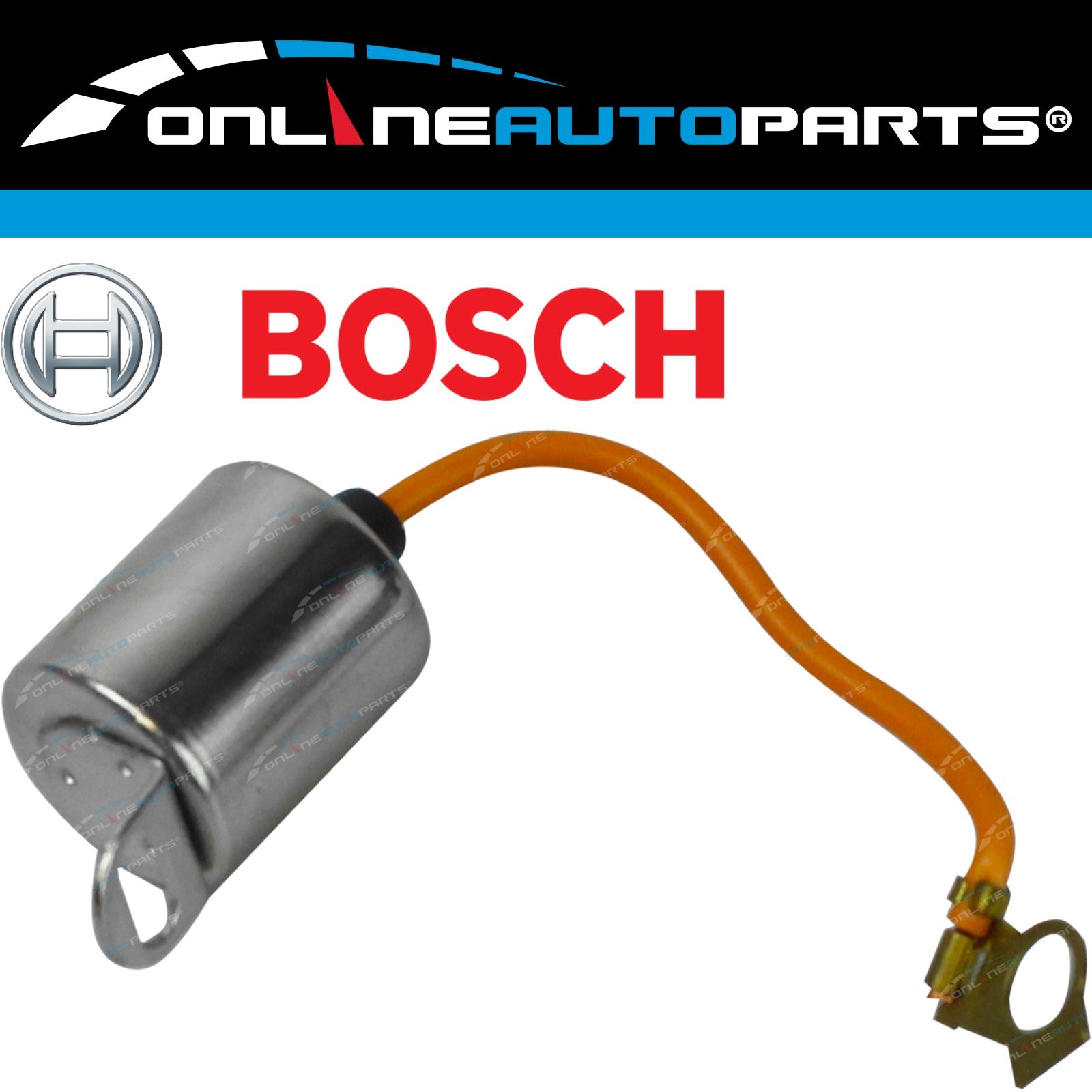 Bosch Ignition Condenser fits Holden Astra Hatchback LB 1.5L Petrol E15