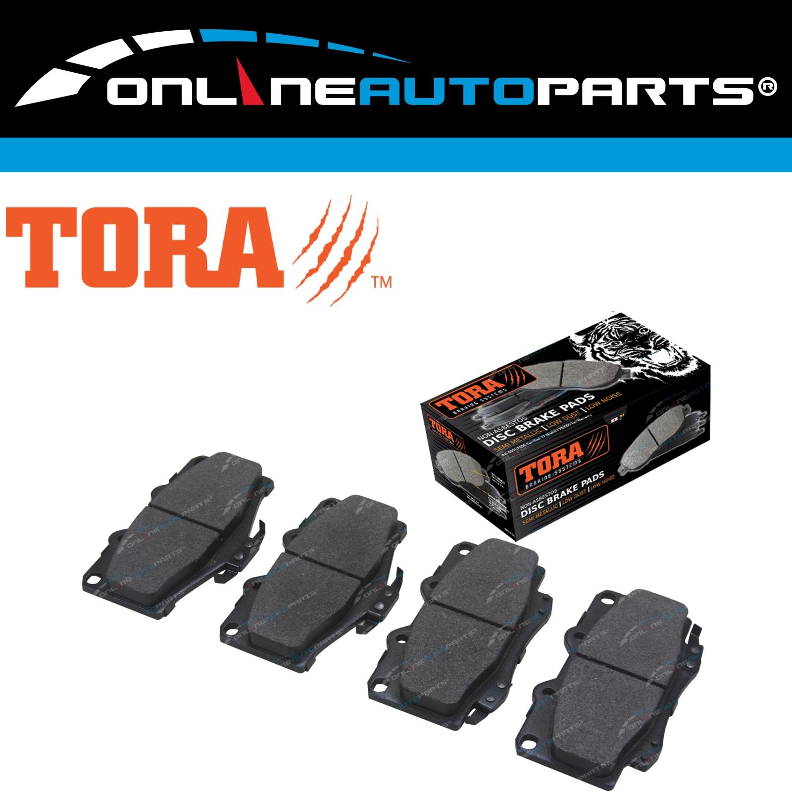 4x4 Front Disc Brake Pads Hilux KZN165 RZN169 RZN174 VZN167 VZN172 Surf New