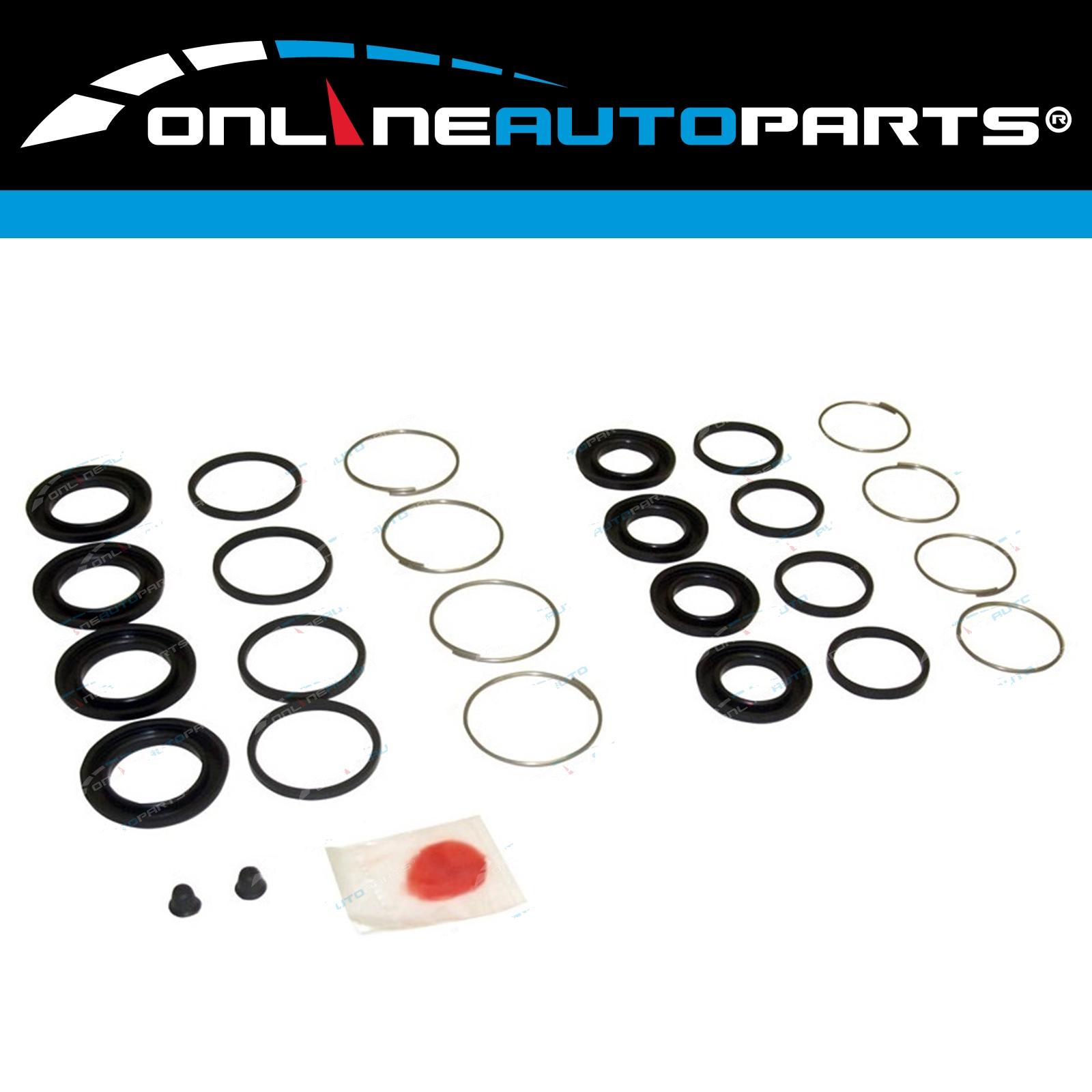 For Toyota Landcruiser FJ62 FJ60 Series Brake Disc Caliper Kit and Pistons 8