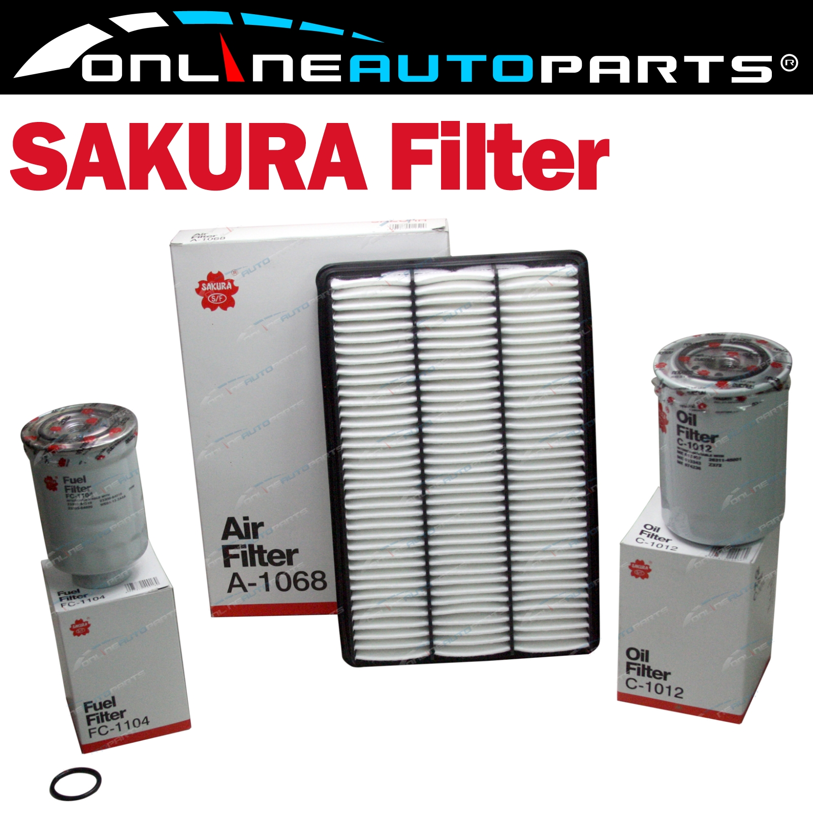Oil Air Fuel Filter Kit Fit Pajero Ns Nt Nx Nw 4m41t 32l Diesel 10 2006 Chevy Colorado Replacement