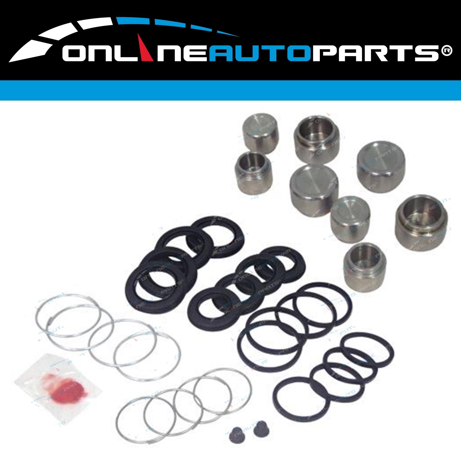 Front Disc Brake Caliper Pin Spring Kit suits Landcruiser 90~99 70 75 Series