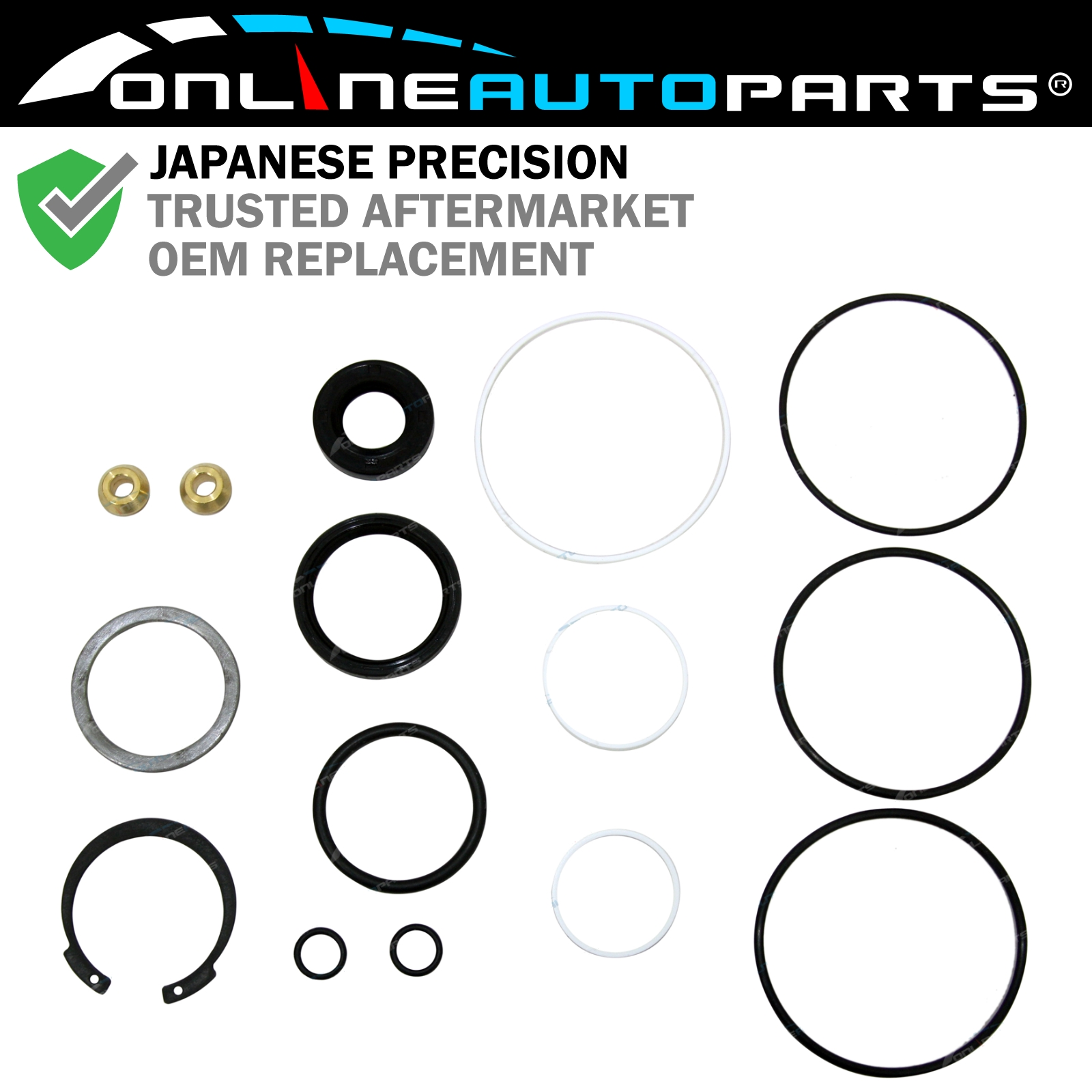 Power Steering Box Seal Kit suits Toyota Hilux LN111 RN110
