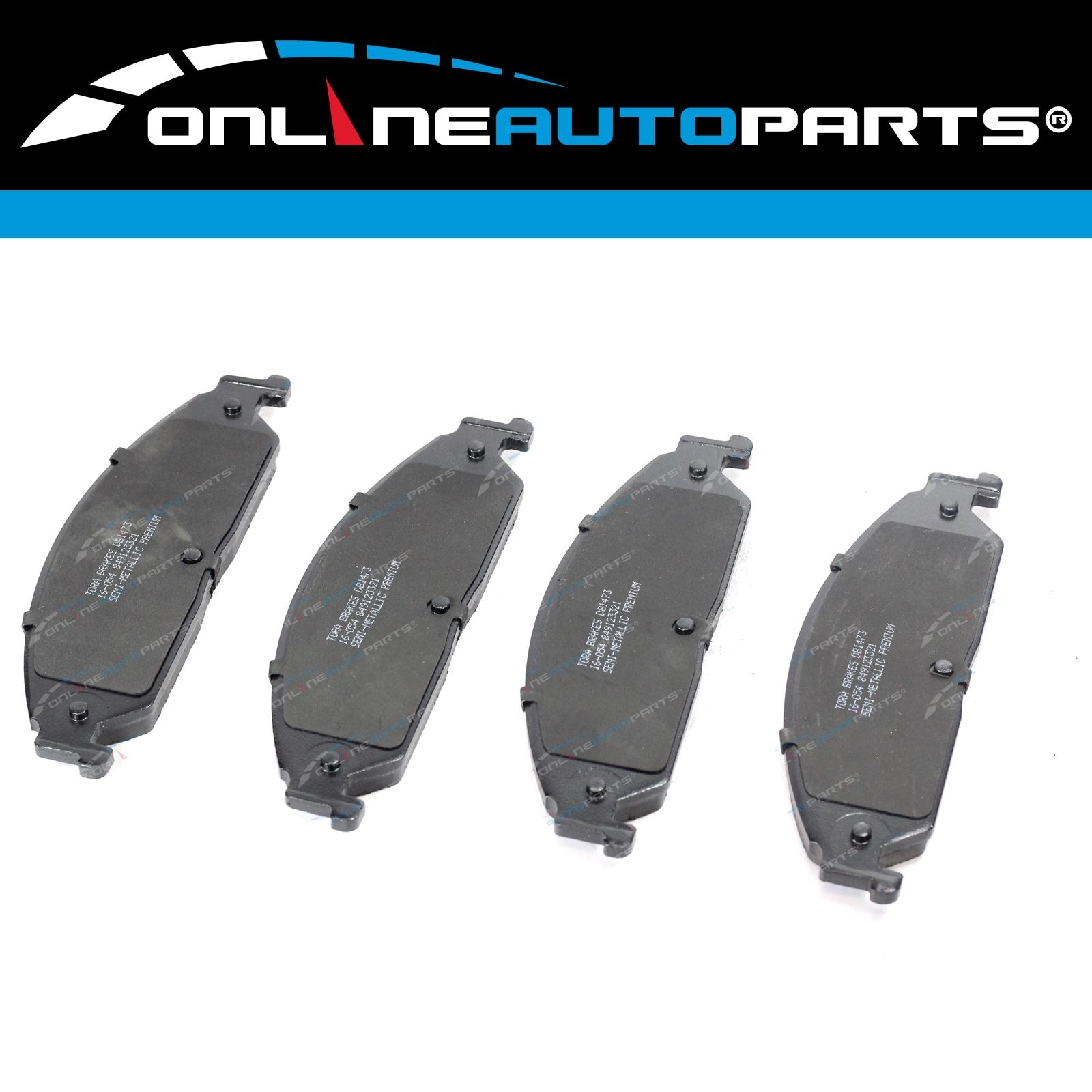 Front-Brake-Pads-Set-Falcon-BA-BF-XT-FG-Disc-Pad-XR6-XR8-Fairmont-Fairlane-LTD