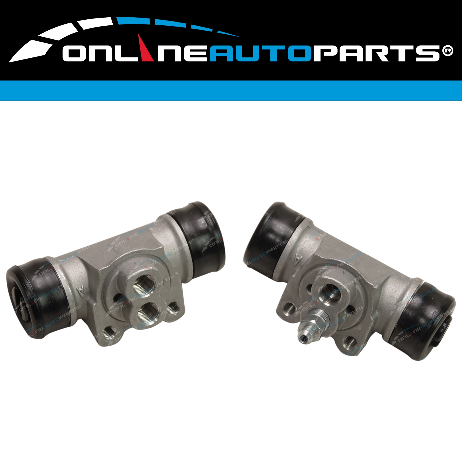 2 Rear Brake Wheel Cylinders Holden Rodeo KB TF TFS TFR 1984 to 11//1997 2x4 4x4