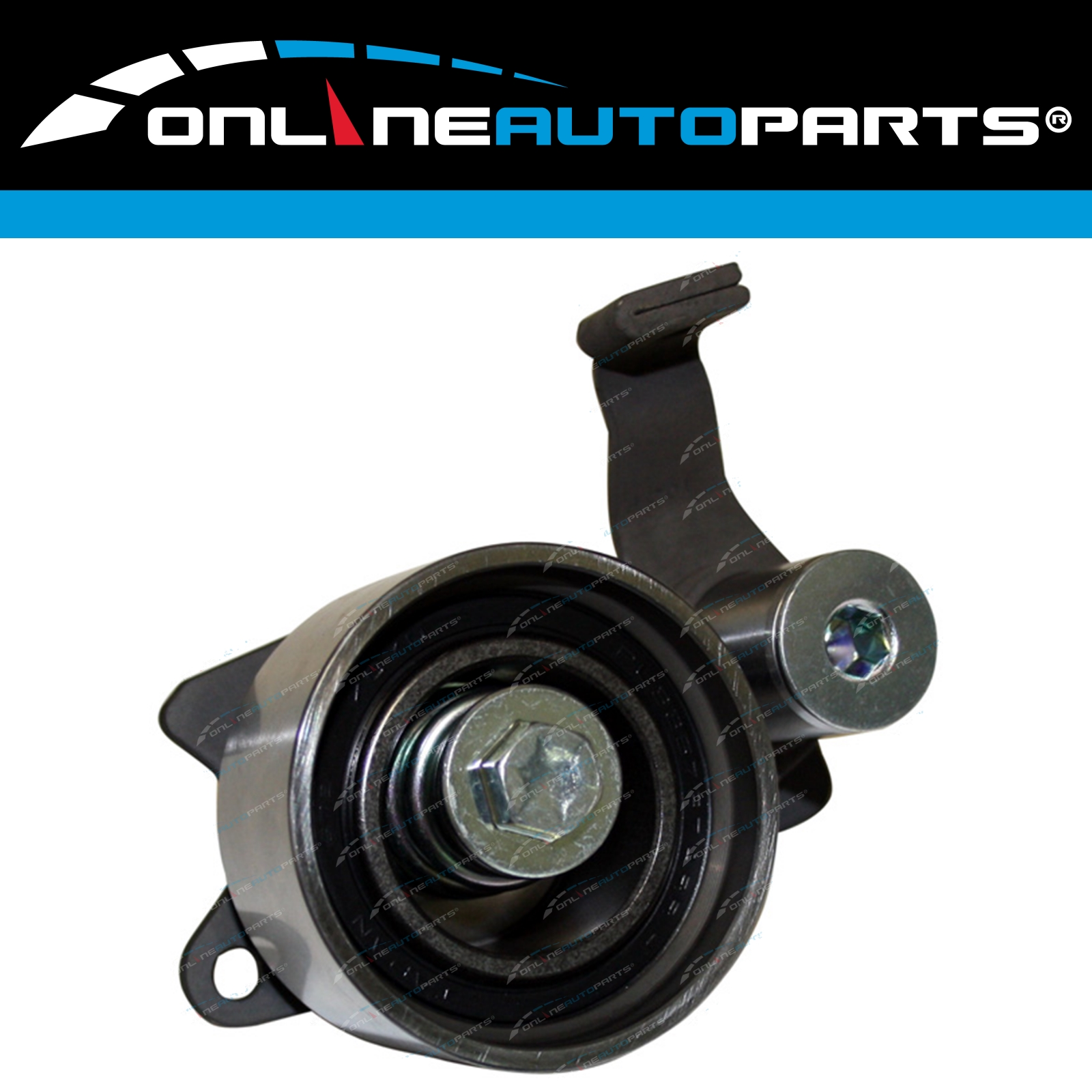 Timing-Belt-Water-Pump-Kit-suits-Toyota-Landcruiser-1HZ-HZJ75-HZJ80-Tensioner