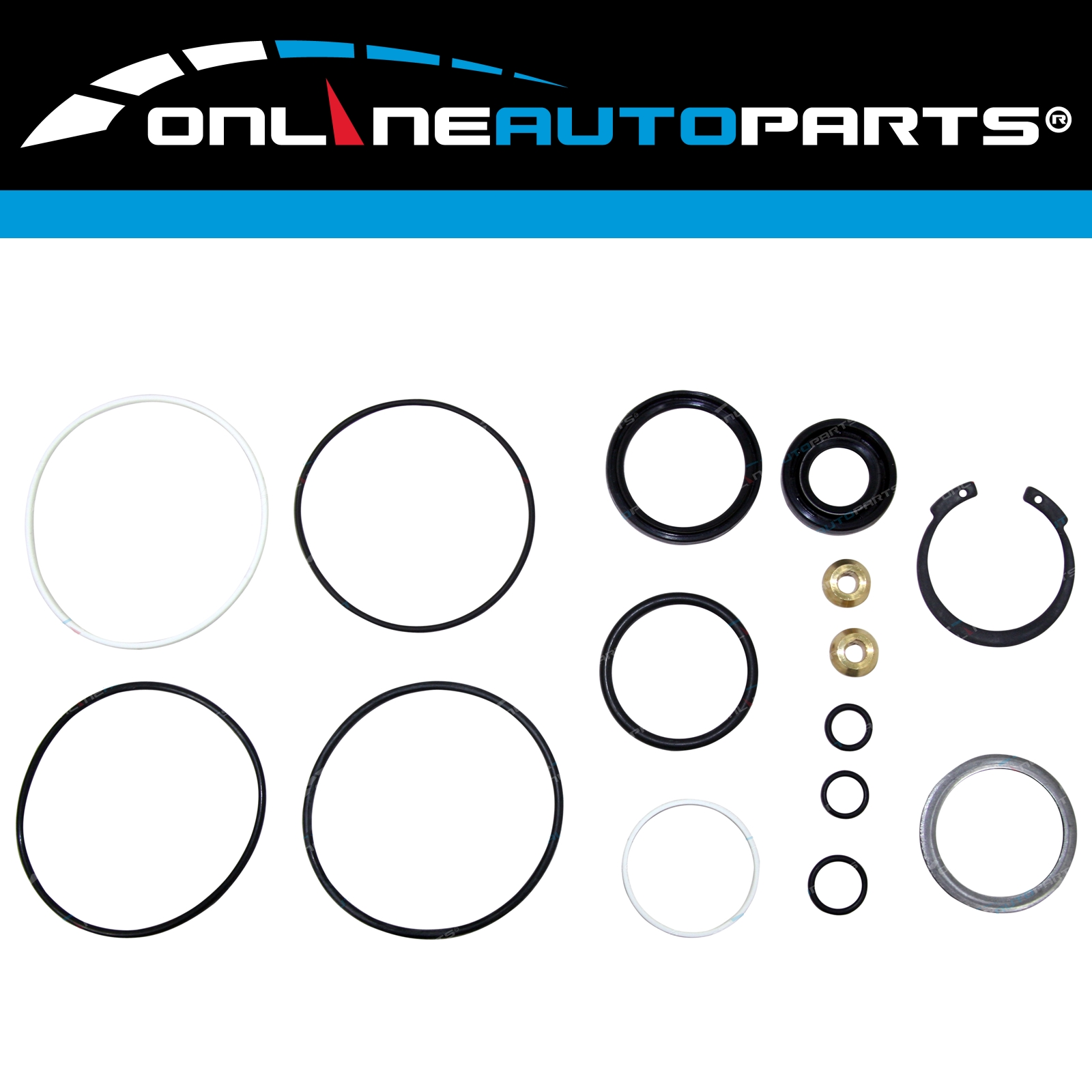 Power Steering Box O-Ring Seal Kit suits Toyota Hilux