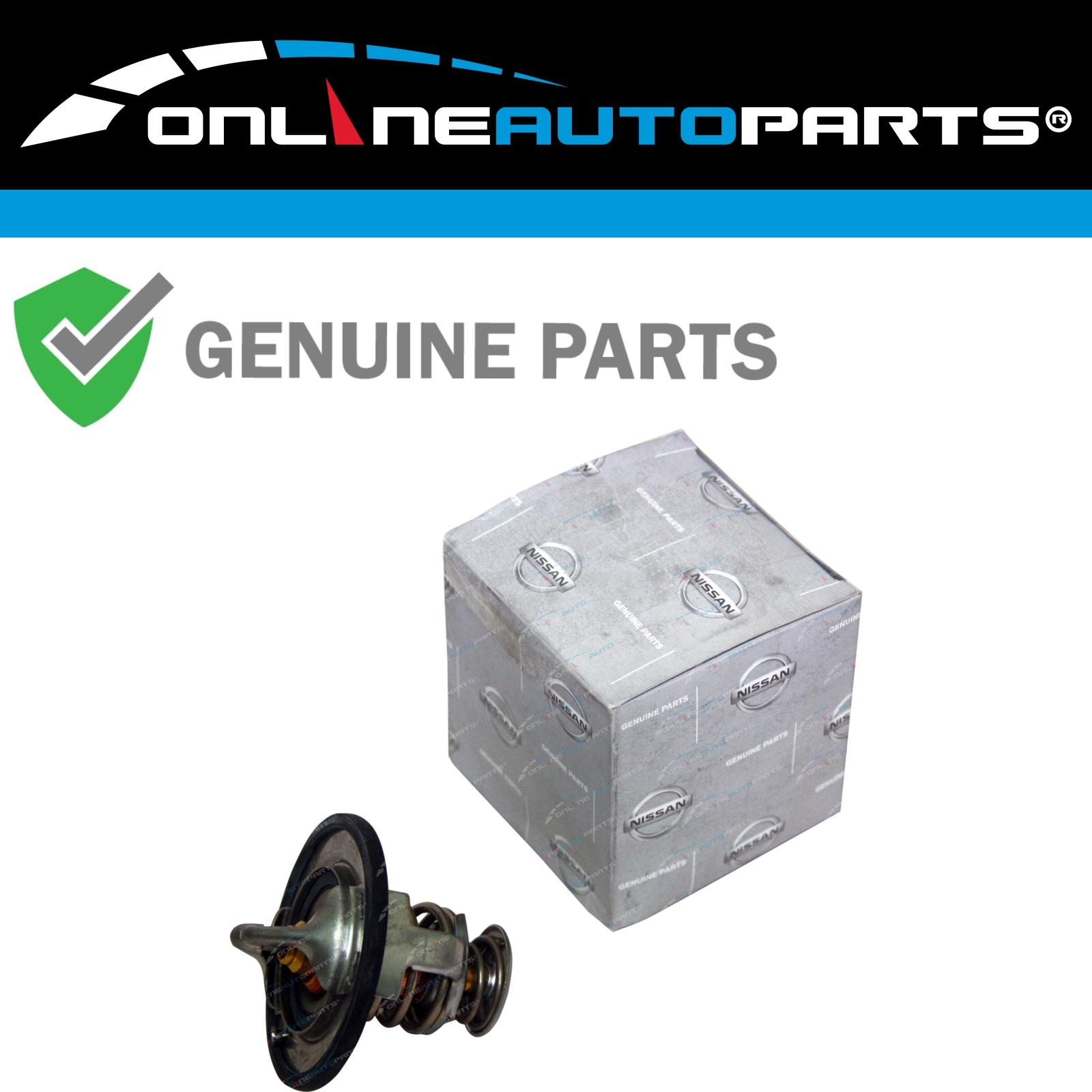 Thermostat Genuine Nissan Navara D22 D40 02 14 4cyl Yd25ddti 2 5l Diesel Engine Car Truck Thermostats Parts
