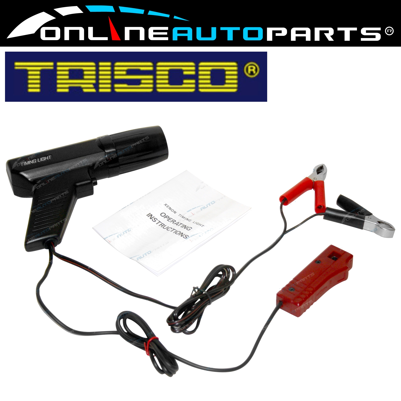 New Timing Light Inductive Pickup Ignition With Bright Xenon Strobe Alfa Romeo Auto Tool