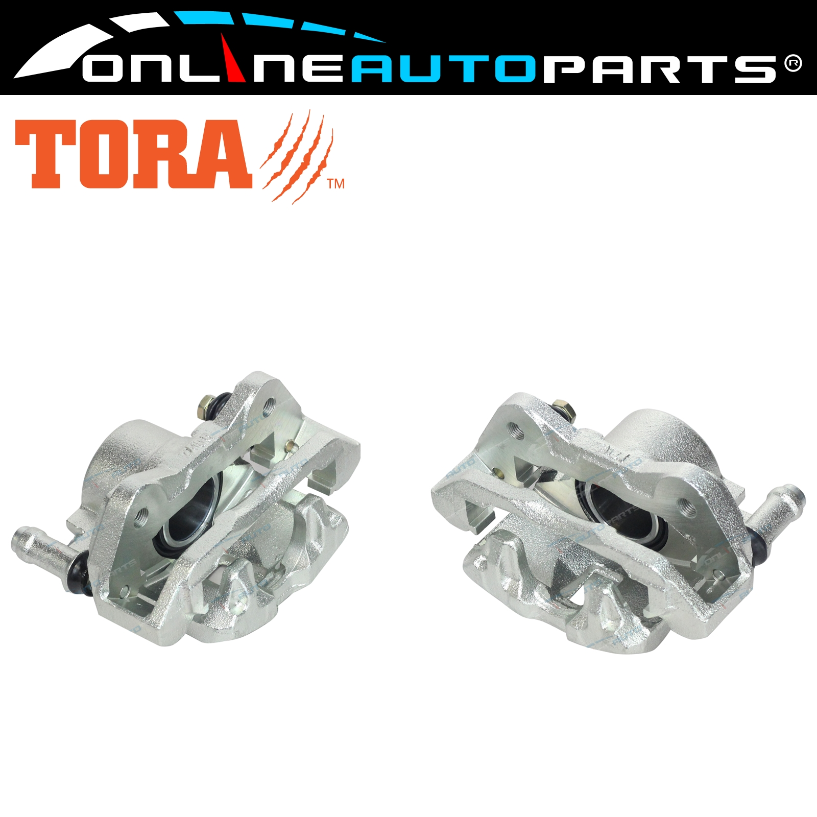 Details about LH & RH Front Brake Caliper Set Holden Rodeo TFS55 4cyl 2 8L  1990~03 Diesel 4X4