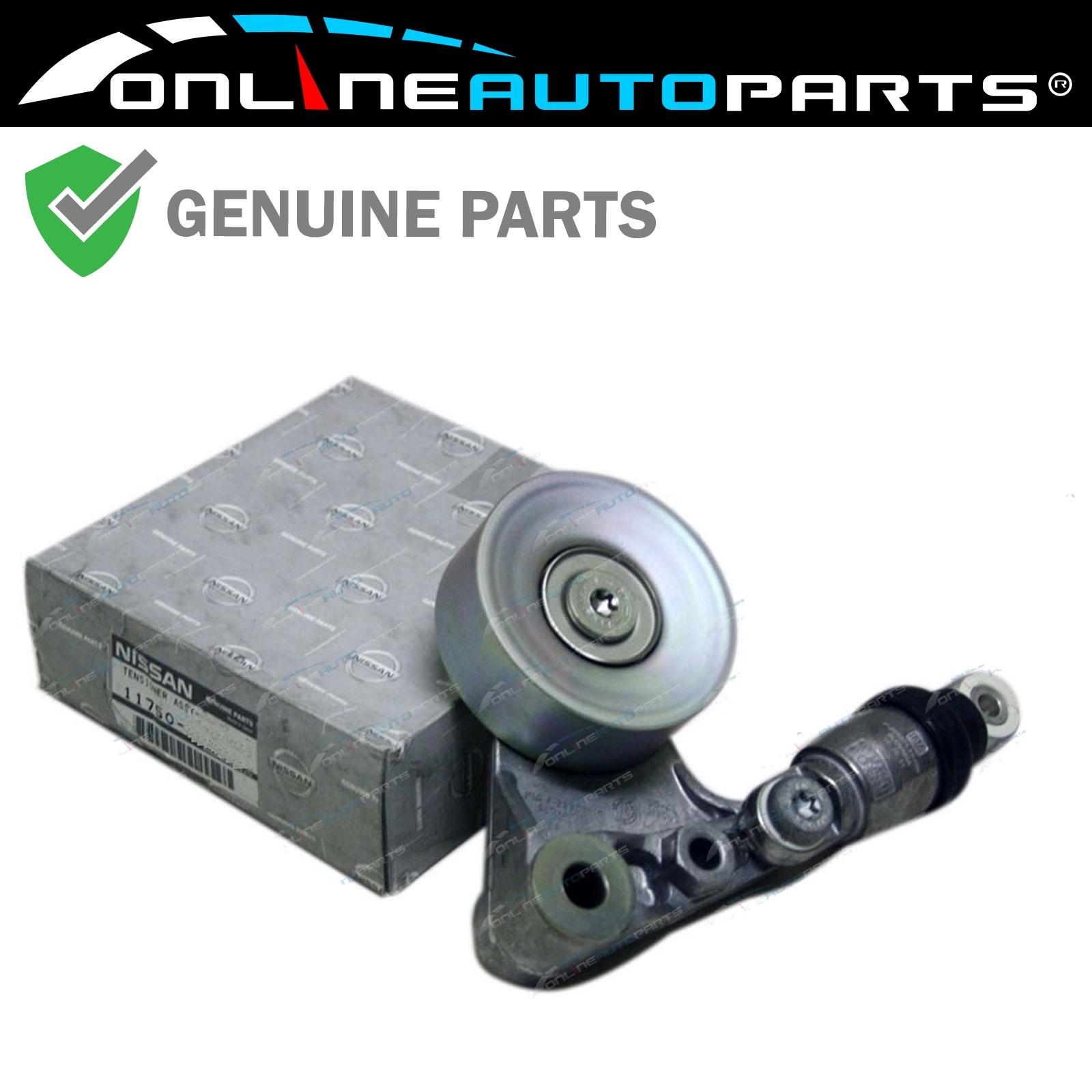 Genuine Engine Drive Belt Tensioner ZD30 Navara D22 Ute 4cyl Diesel 3.0L Fan