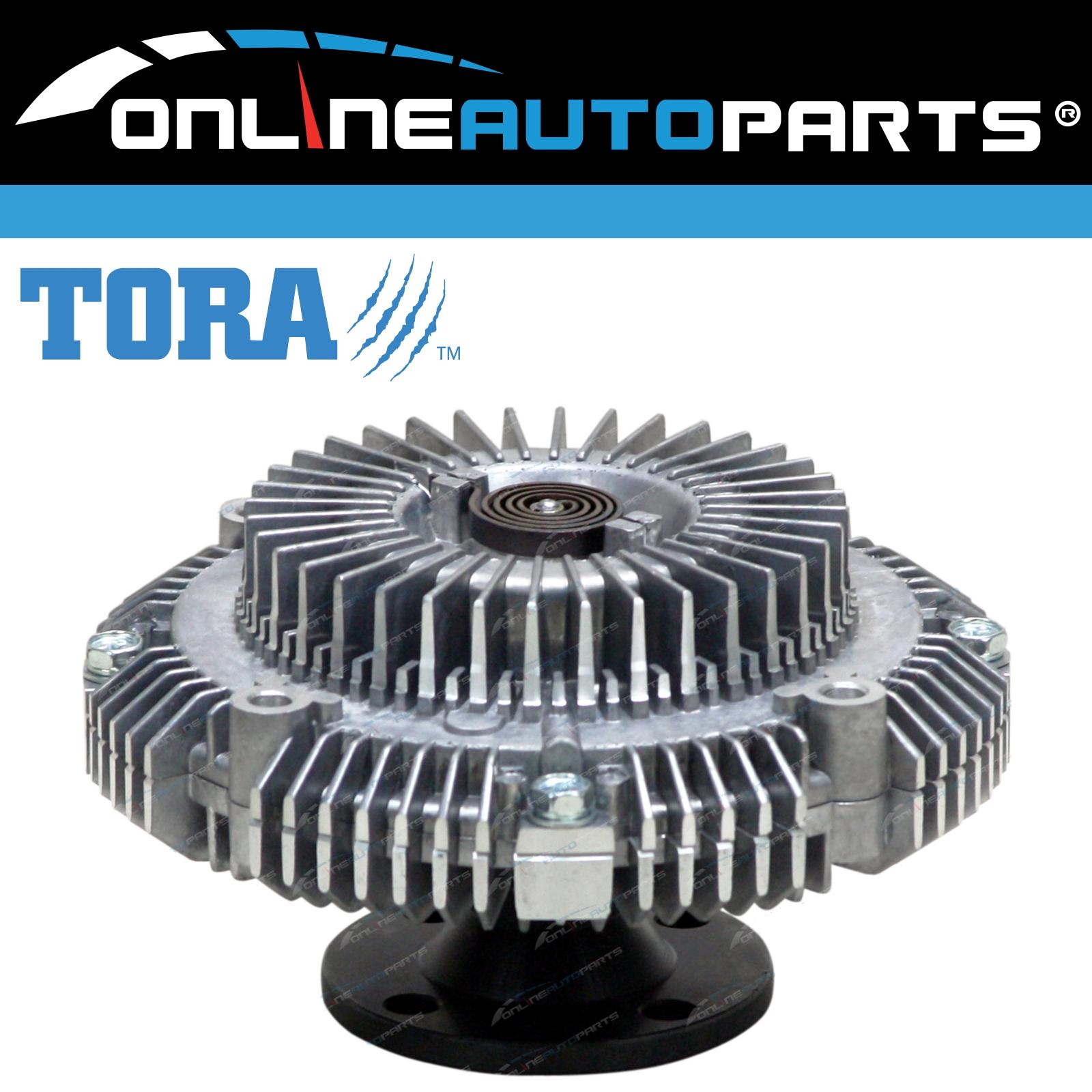Water Pump Fan Clutch /& Blade suits Hilux LN106 LN107 LN111 LN86 2.8L 3L 88~99
