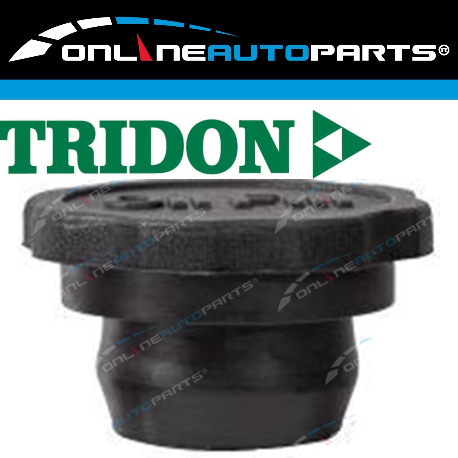 TRIDON OIL CAP FOR Holden Rodeo KB 01//78-12//82 4 1.6L G161Z SOHC TOC501