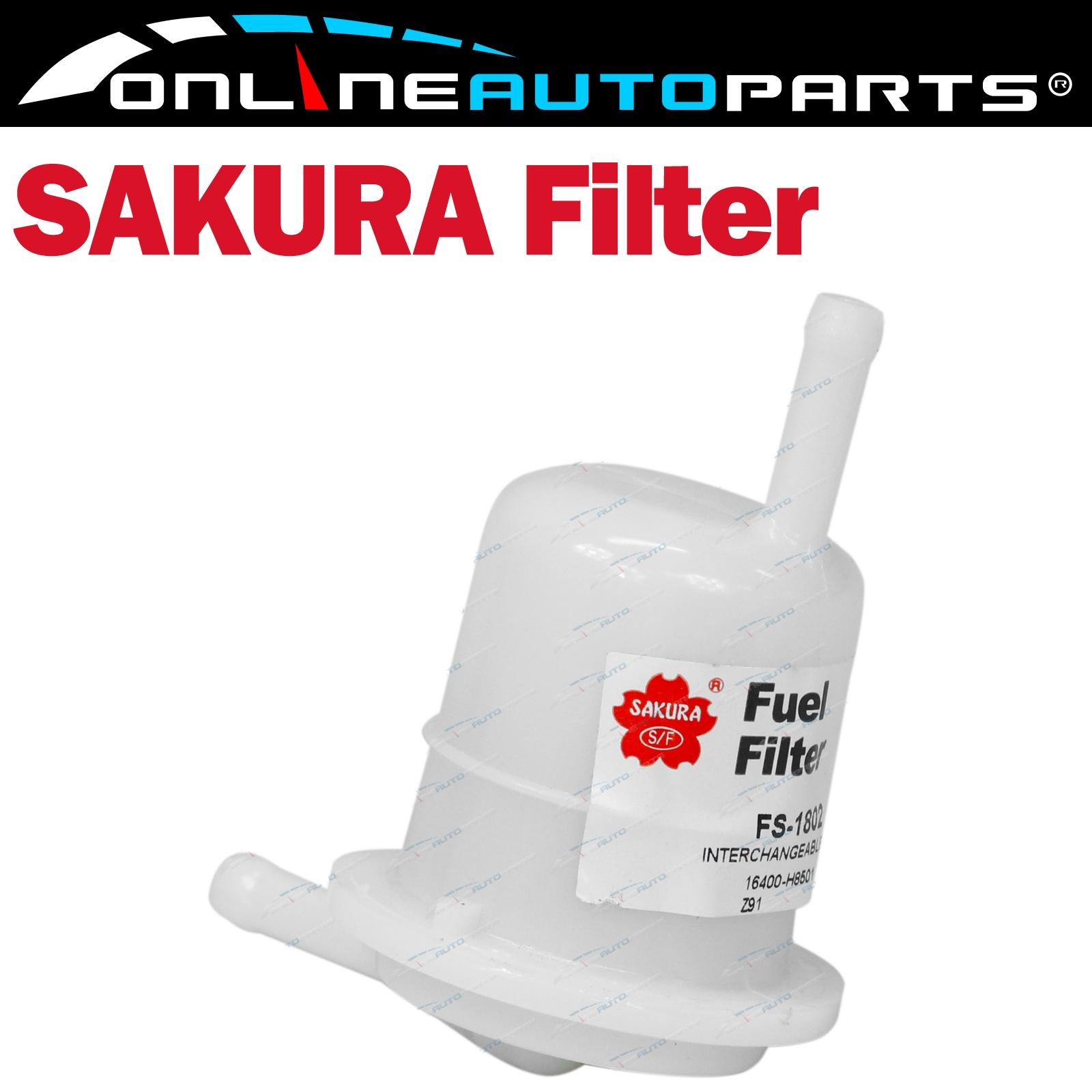 Fuel Filter Suits Toyota Corolla Ae82r Ae90 Ae92 Ke55 13l 16l 14l 4cyl